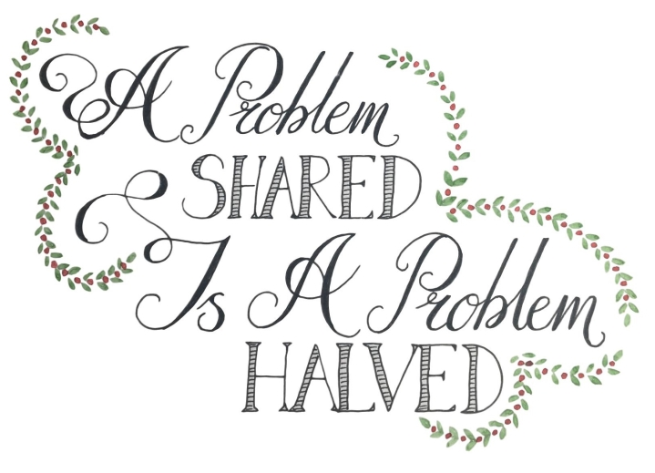 A problem Shared