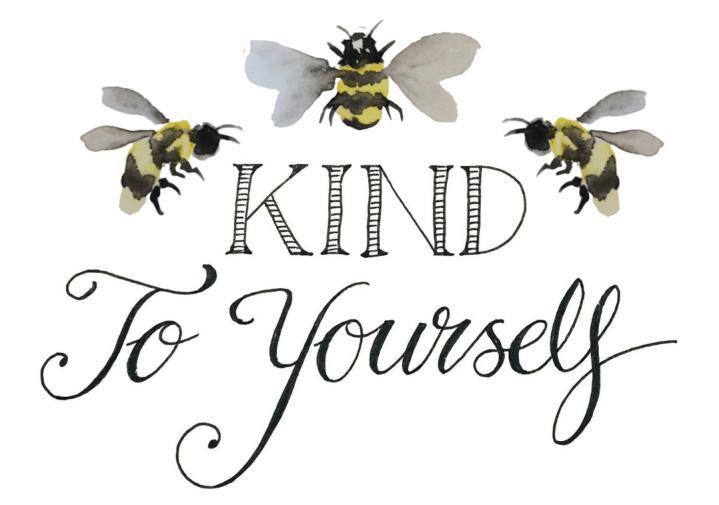 Bee Kind 2