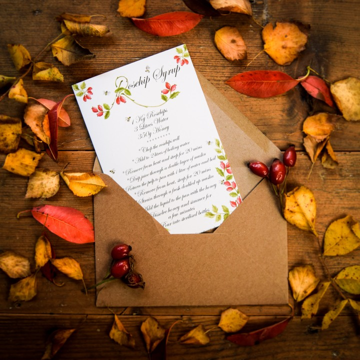 Rosehip Syrup card (1 of 1)