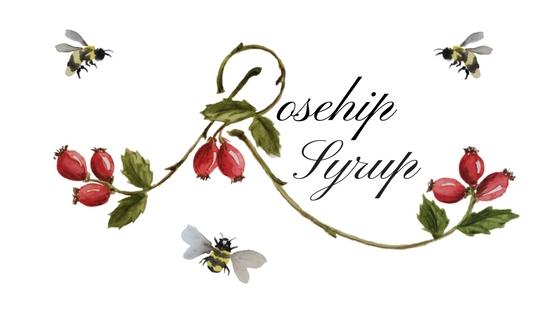 Rosehip Syrup heading
