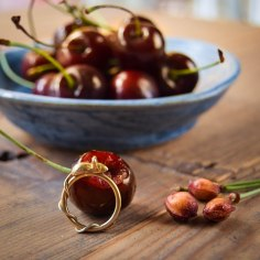 Mouse and Cherries (1 of 1)